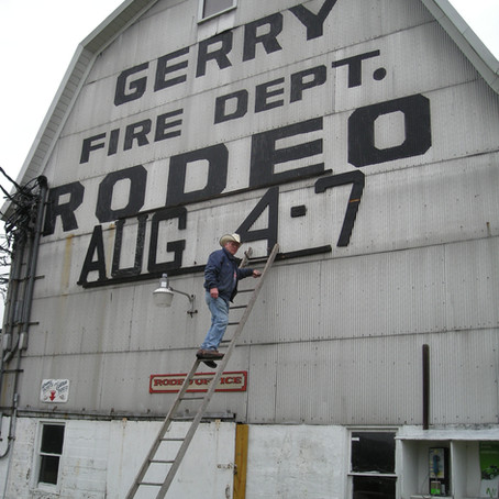 Gerry Rodeo News - March 2021