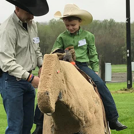 GERRY RODEO TO HOST PRCA RODEO CAMP SATURDAY, MAY 5