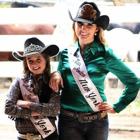 MISS RODEO NEW YORK WINNERS ANNOUNCED