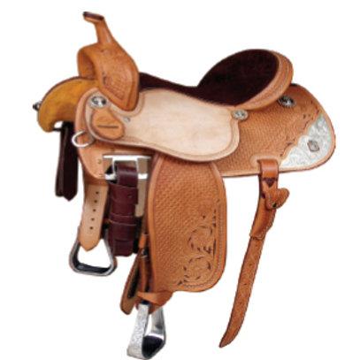 Saddle Drawing Ticket