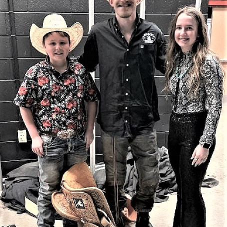 Gerry Rodeo News - May 2021
