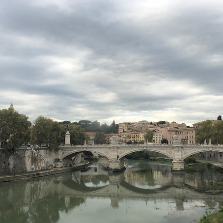 Wandering Roma: Saints, Stories, and Solitude.
