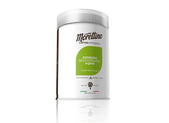 ORGANIC MEDITERRANEO  250g ground coffee