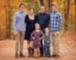 atlanta fall family photography