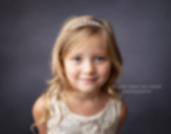 canton ga child photographer little girl witth grey bckground