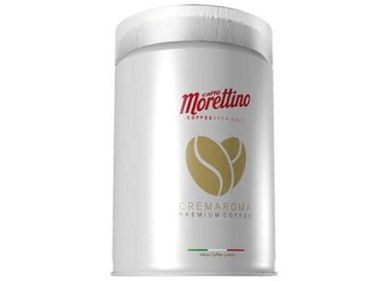CREMAROMA 250g ground coffee  tin
