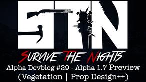 1.7 Preview (Vegetation | Prop Design++)
