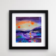 sun on Glencorse (SOLD)