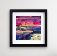 Pink Pentland Sky 3 (SOLD)