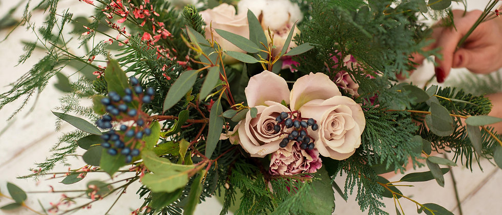 Bespoke Christmas Arrangements