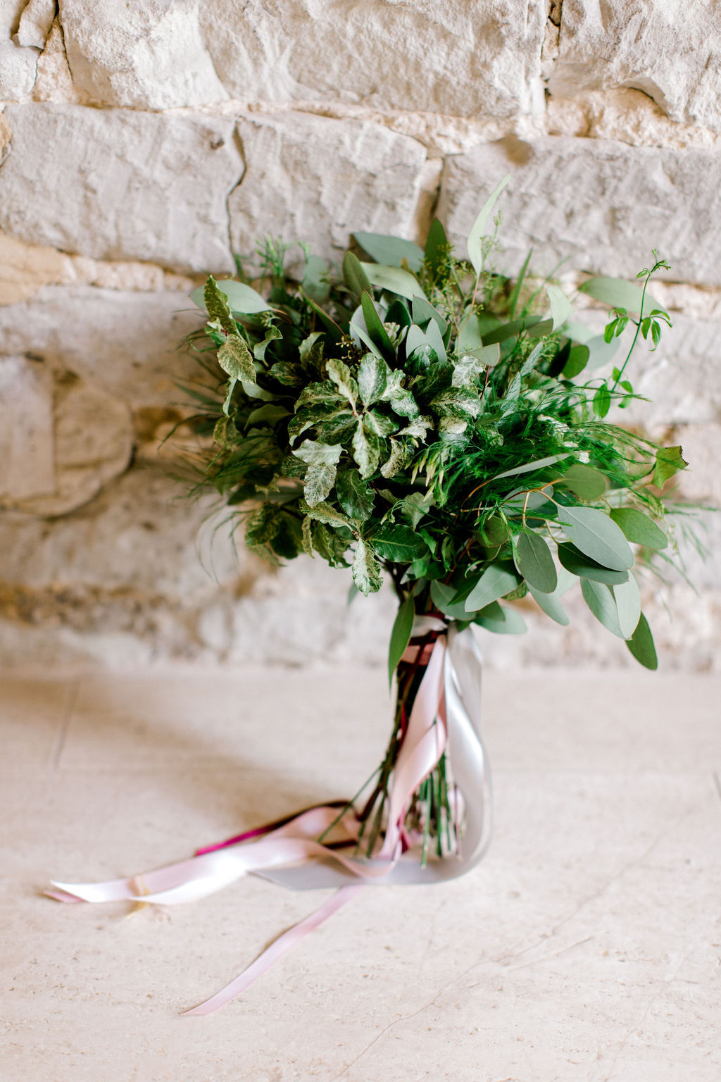 Foliage and Fern Bouquet