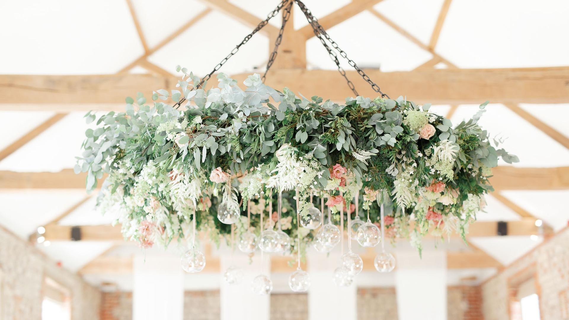 The Floral Artisan - Floral Wedding Centrepiece