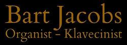 bart jacobs, muzikant, organist, klavecinist