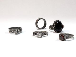 בואי לעצב לך טבעת (מכסף טהור!)