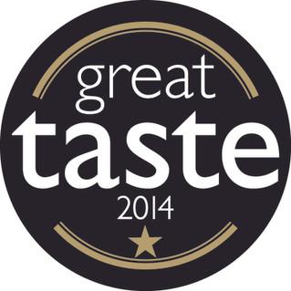 Winner in the Great Taste Awards