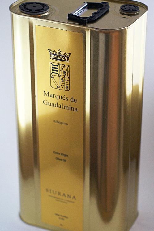 1 x Marqués de Guadalmina Arbequina 5L
