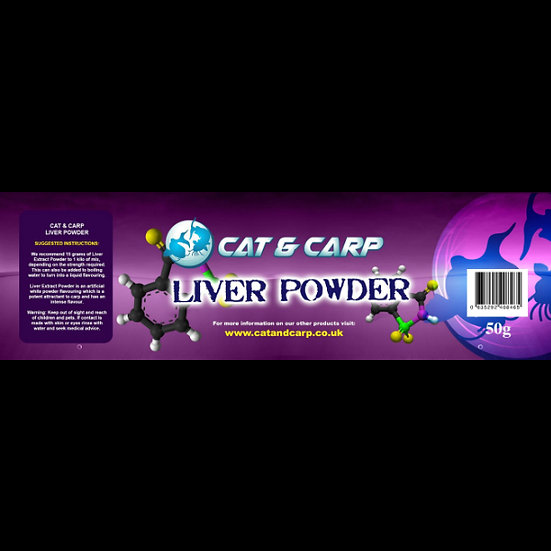 Liver Powder Bait Additive