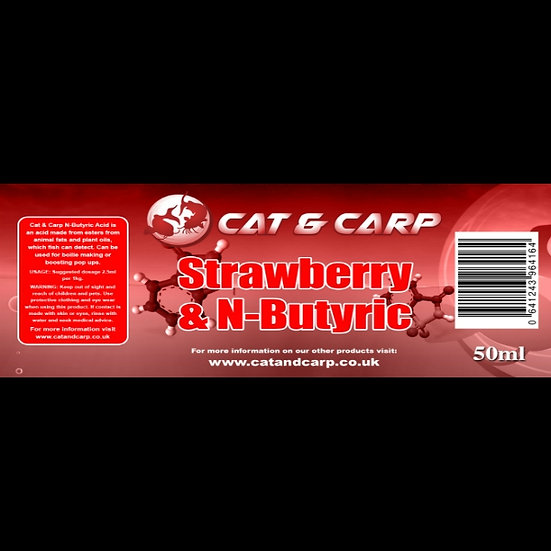 Strawberry & N-Butyric Bait Flavour