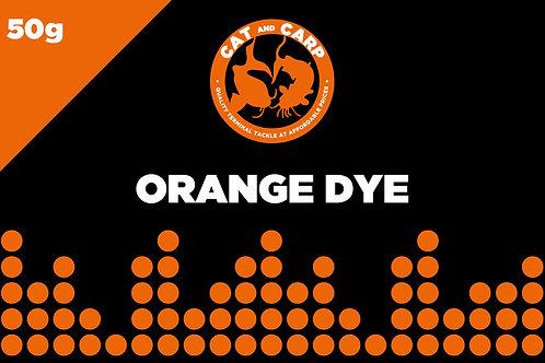 Orange Bait Dye
