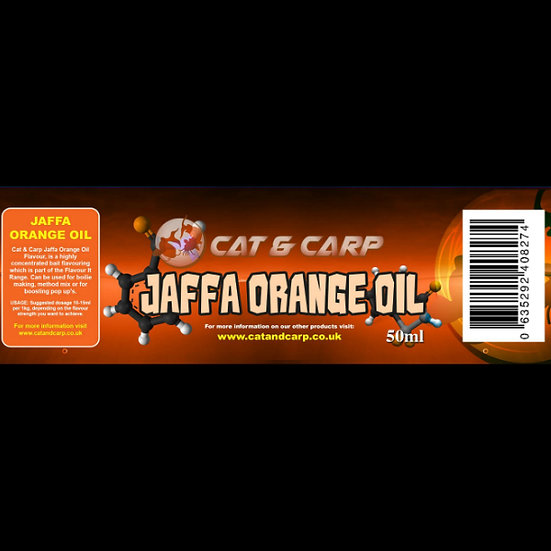 Jaffa Orange Oil Bait Flavour