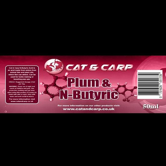 Plum & N-Butyric Bait Flavour