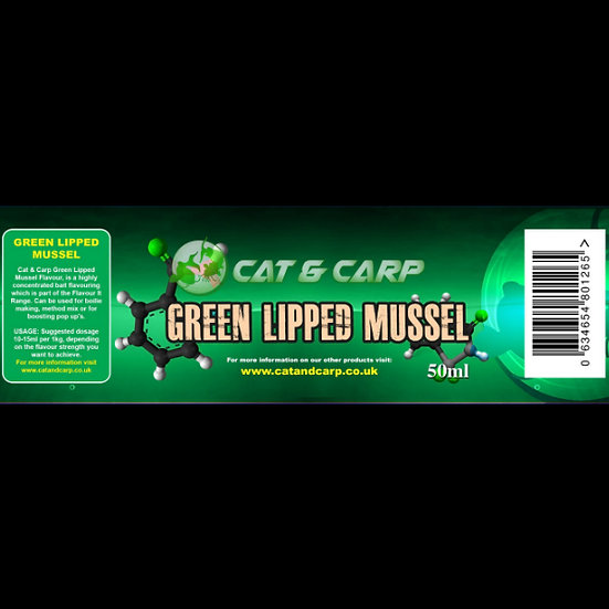 Green Lipped Mussel Bait Flavour