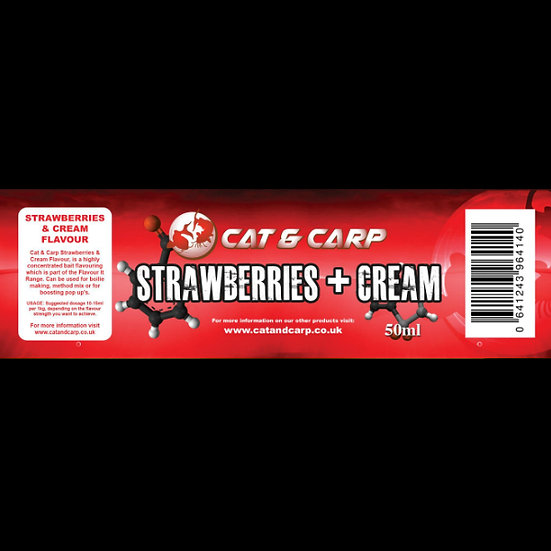 Strawberries & Cream Bait Flavour
