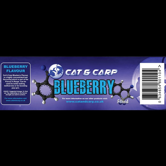 Blueberry Bait Flavour