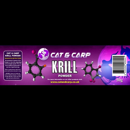 Krill Powder Bait Additive