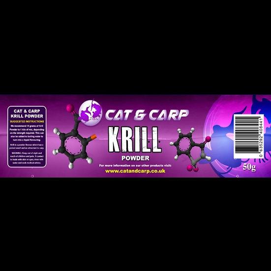 Krill Powder Bait Additive