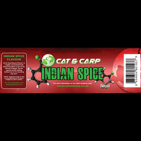 Indian Spice Bait Flavour