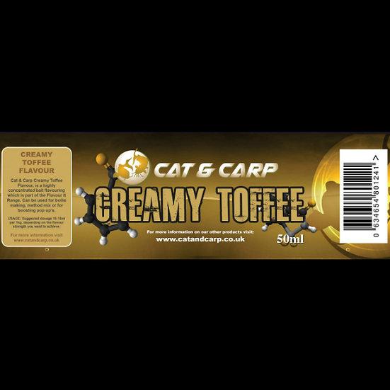 Creamy Toffee Bait Flavour