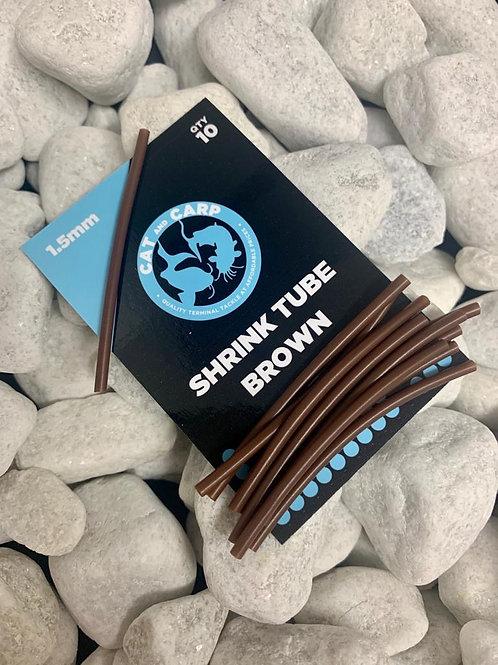 Shrink Tubing Brown