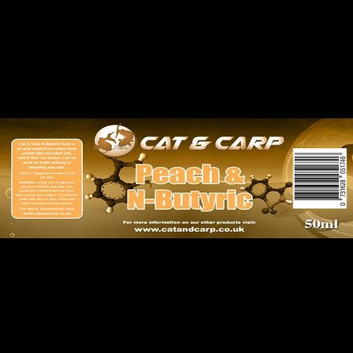 Peach & N-Butyric Bait Flavour