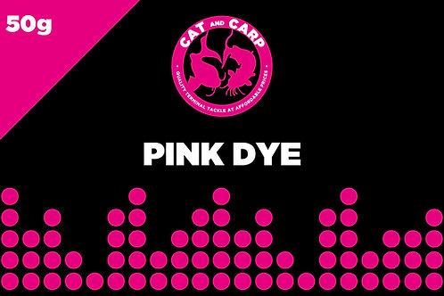 Pink Bait Dye