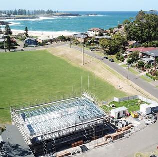 Kiama AFL Club Amenities