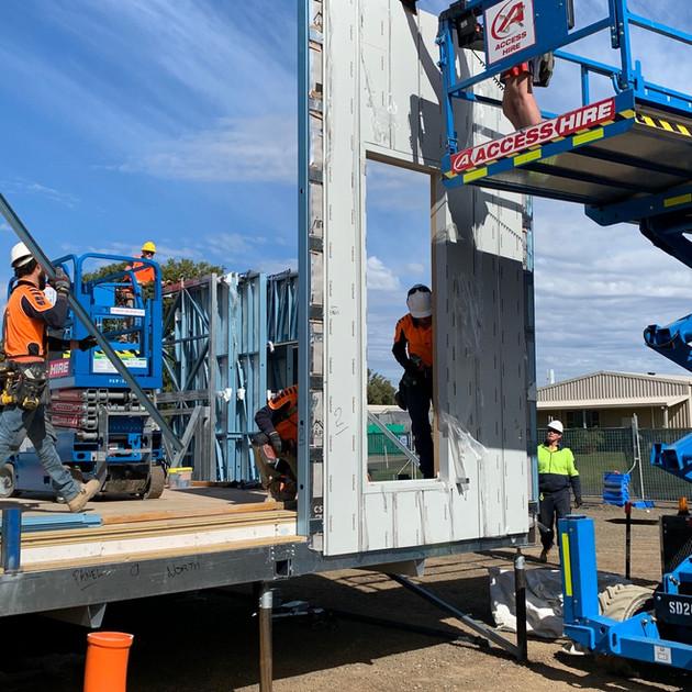 CSIRO Modular Lab - Narrabri