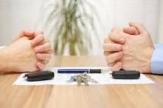 Como fazer divórcio Extrajudicial.