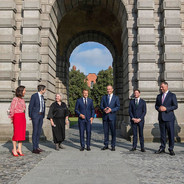 Emmanuel Macron Trinity College Dublin