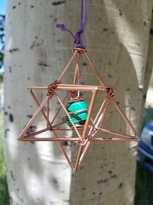 Merkaba Star-Tetrahedron