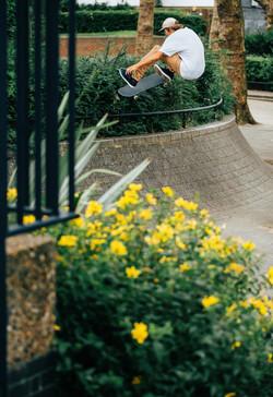 Ryan Descenso, Clapham.