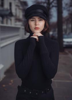 Jodie Francis, Kensington.