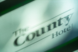 The County Hotel, Daishes Holidays.