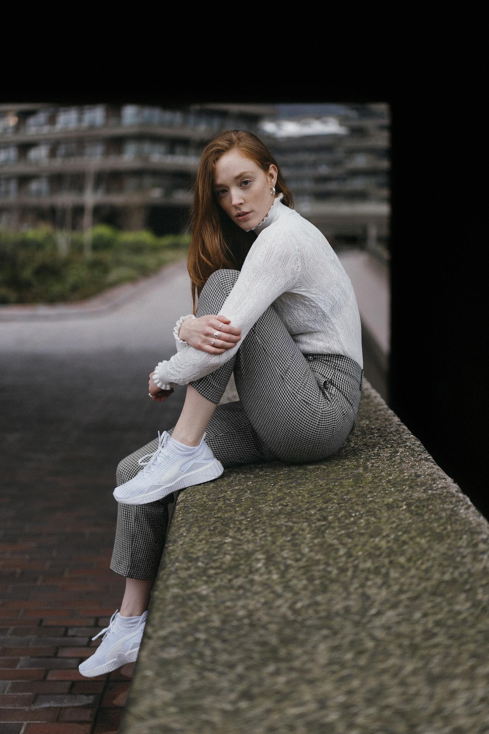 Sophie Thorpe, Barican.