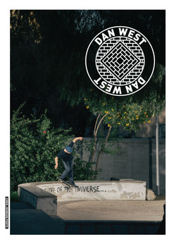 The National Skateboard Co, Grey Mag