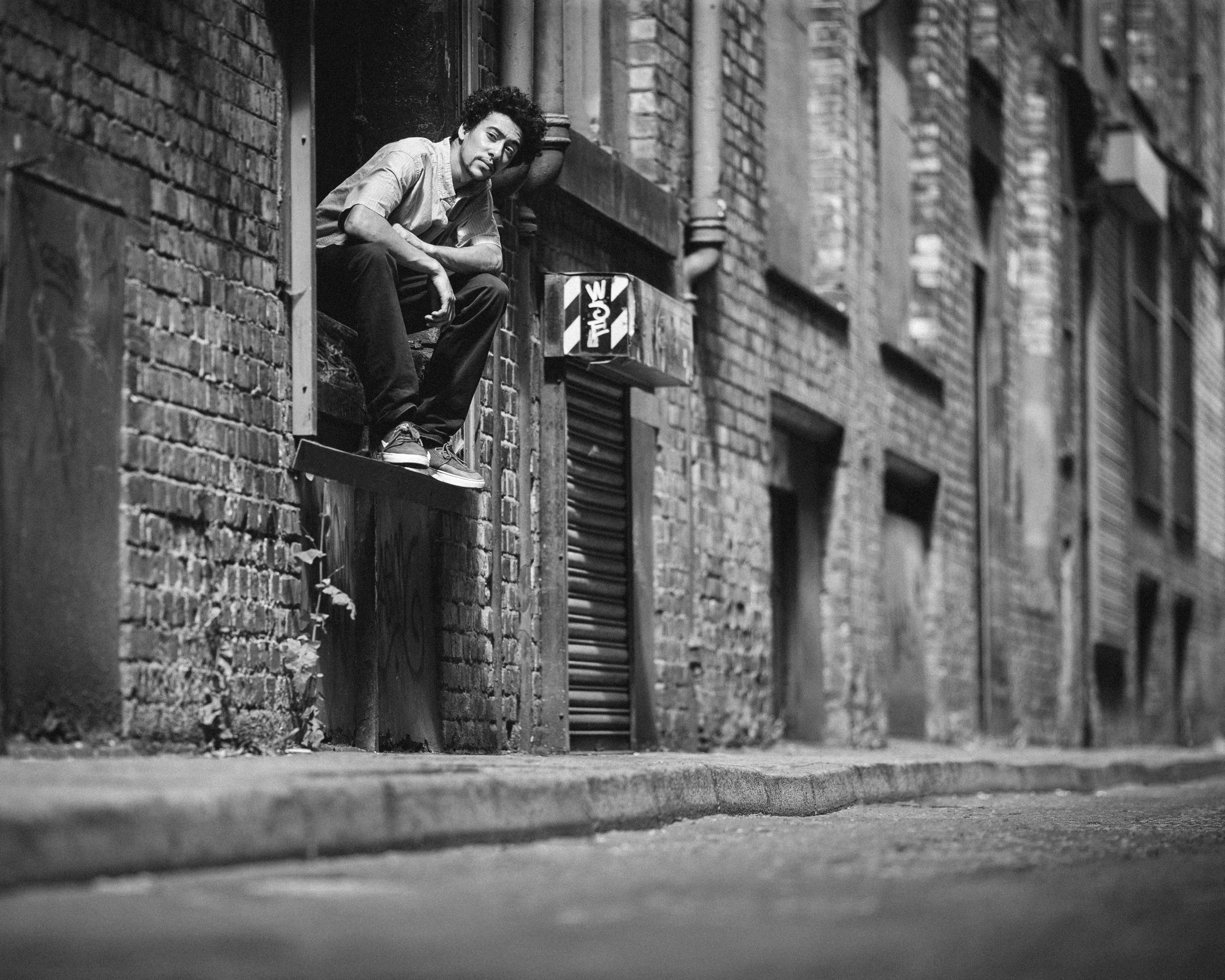 Tyrone O'Hanarahan, Manchester.