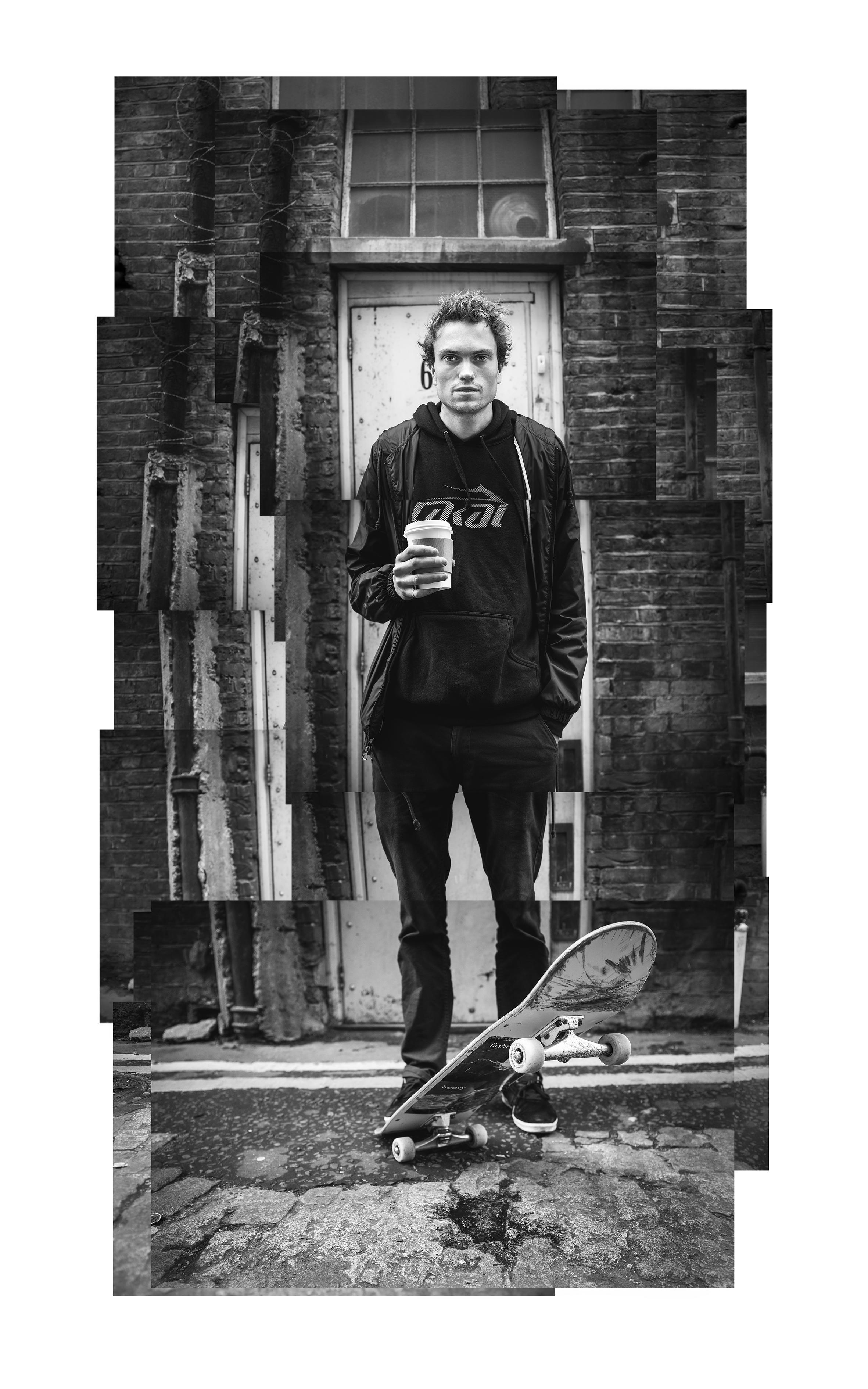 Nick Jensen, Hackney.