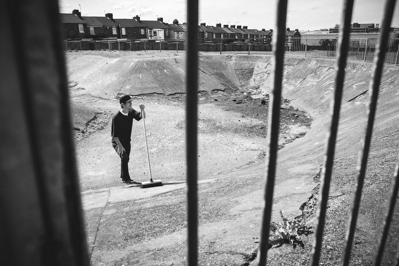 Geoff Rowley, Liverpool.