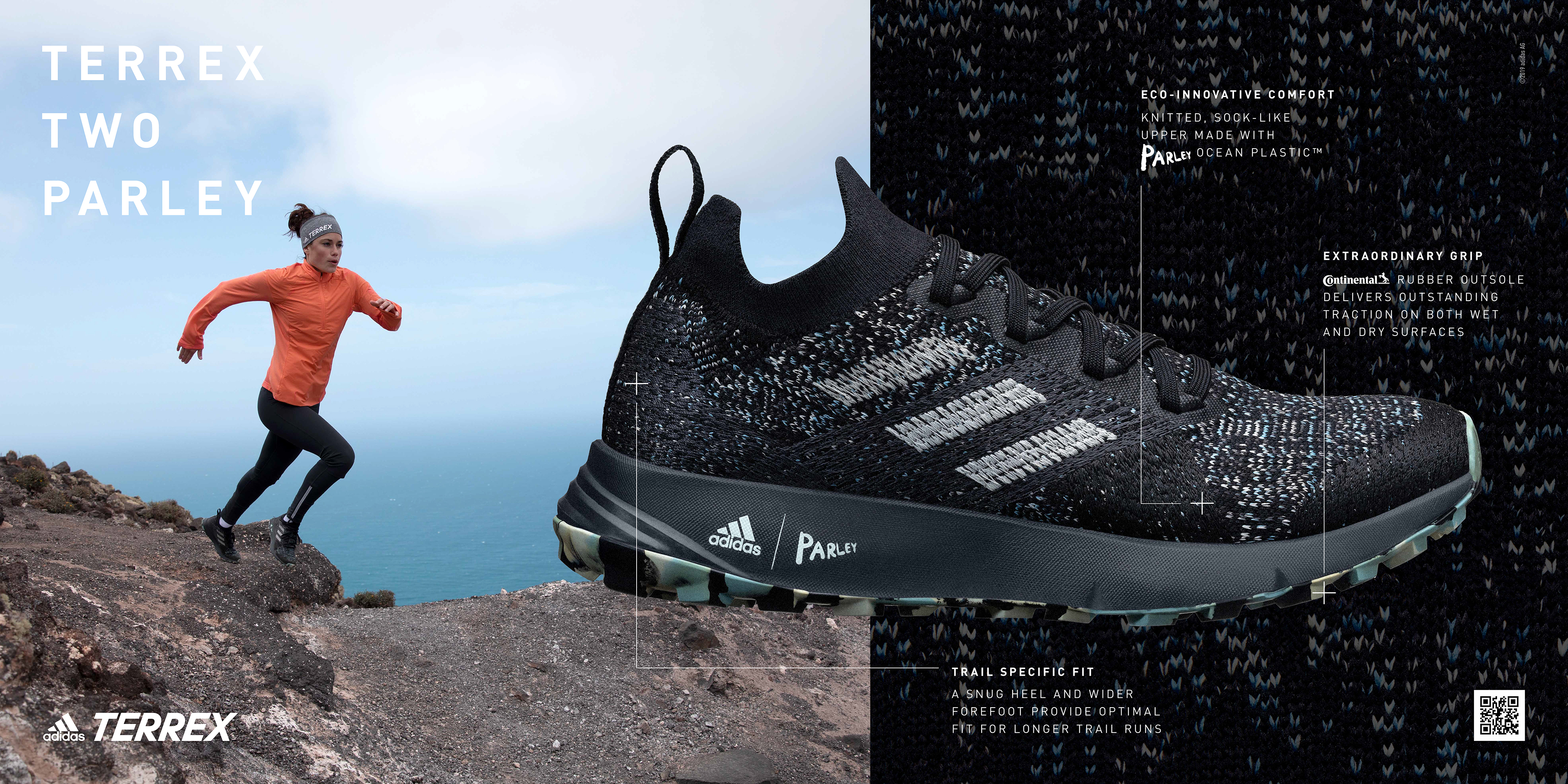 Adidas Terrex, AW19.
