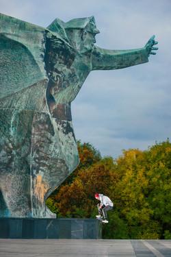 Tom Harrison, Warsaw.